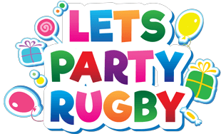 Let's Party Rugby